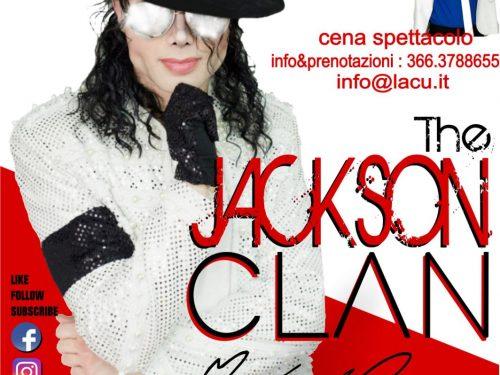 "Moscufo (Pe): Stasera ""The Jackson Clan"" Michael Jackson Tribute Band al Notre Dame Club"