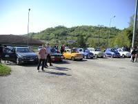 """Teramo: si è svolto domenica 22 Aprile """"Incontro di Primavera"""", il 2° Raduno di auto d'epoca del Club """"Auto Story"""" di Torricella Sicura (Te)"""