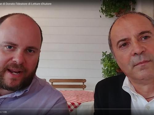 Roccascalegna: intervista al presentatore Carmine Di Donato