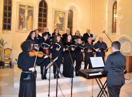 """Il """"Coro Polifonico Santa Maria Arabona"""" si esibirà in Vaticano Sabato 15 settembre 2018 davanti al Cardinal Angelo Comastri, Vicario Generale del Pontefice"""