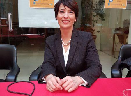 """Intervista alla dirigente del Liceo Artistico """"Francesco Antonio Grue"""" di Castelli, la Prof. Eleonora Mag"""