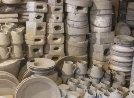 Vincenzo De Simone sulla tecnica antica di lavorazione della ceramica castellana