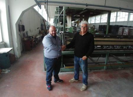 """Taranta Peligna: il """"Lanificio Merlino"""" ultimo baluardo abruzzese dell'arte della lavorazione artigianale della lana che va estinguendosi"""