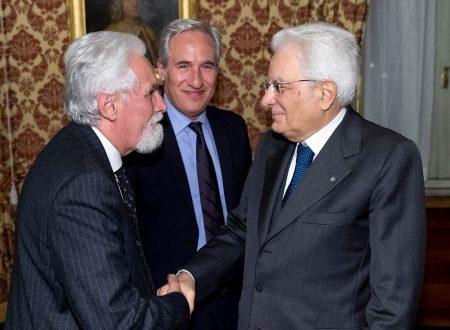 """Delegazione del Circolo """"Giorgio La Pira"""" Abruzzo dal Pontefice e dal Presidente della Repubblica"""