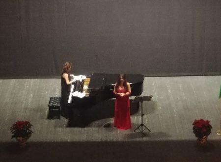 Chieti: successo di pubblico per lo spettacolo benefico di Natale con la Rigacci al Teatro Marrucino