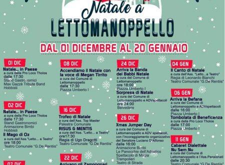 Lettomanoppello: nel ricco cartellone degli eventi natalizi il 26 dicembre lo Xmas Jumper Day in favore di Save the Children