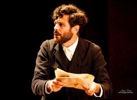 """Questo fine settimana il """"Fu Mattia Pascal"""" al Teatro Marrucino"""