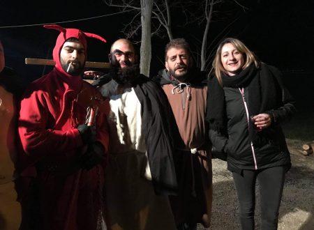 Il Porco della Merla a Trovigliano di San Valentino in Abruzzo Citeriore