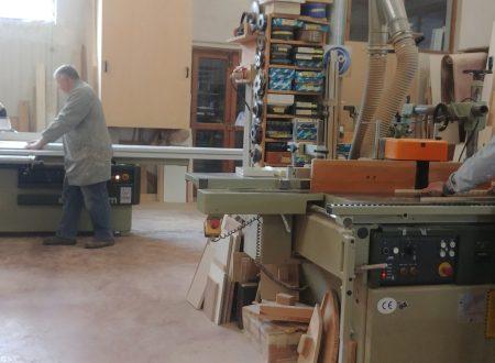 La falegnameria artigianale moderna in Abruzzo a Chieti