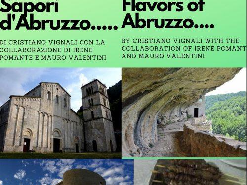"""L'Associazione Abruzzo Tourism presenta la guida """"Eremi, Castelli, Santuari & Sapori d'Abruzzo"""""""