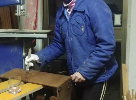 Stefania Barbetta l'ebanista abruzzese del XXI secolo