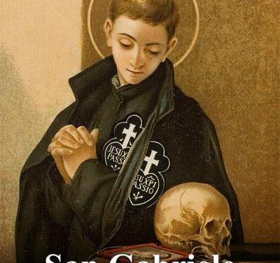 Oggi il 157esimo anniversario dalla morte di Francesco Possenti,  San Gabriele dell'Addolorata patrono d'Abruzzo