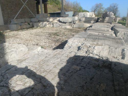 Schiavi d'Abruzzo sito sacro per i Sanniti