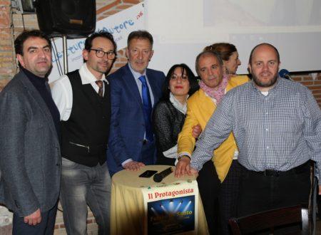 """Il manager Fulvio Di Santo di Caffé Borbone premiato a Roccascalegna:""""i giovani portino fermamente avanti progetti concreti da realizzare per il loro futuro"""""""