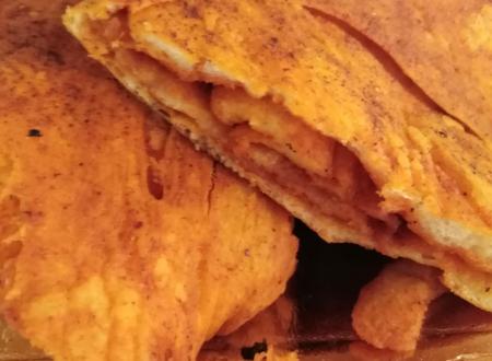 """Tufillo: il prodotto topico è la pizza """"figlit"""" di Dino Barisano."""