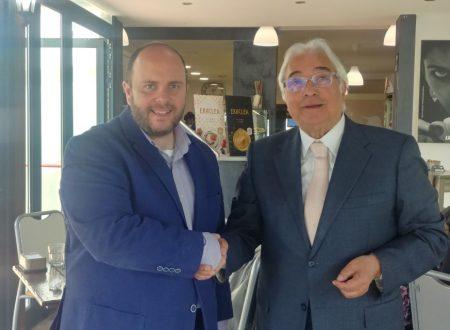 """Cristiano Vignali curerà la divisione storico – culturale sull'Abruzzo di """"Editalia Arte & Storia"""""""