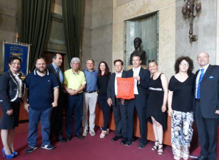 """Pescara: in Provincia il convegno di """"Tripla Difesa"""" sulla legittima difesa e sul giusto utilizzo dello spray al peperoncino"""