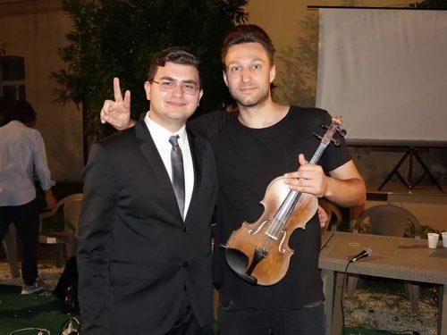 Valentino Alessandrini mercoledì 10 in concerto a Chieti