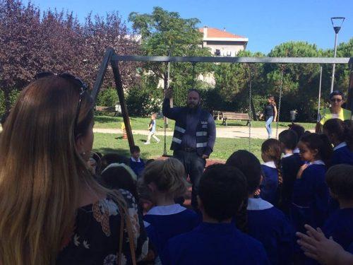 Pescara: lezione di educazione ambientale ai ragazzi delle scuole da parte delle Guardie Ecologiche Ambientali Volontarie Geav