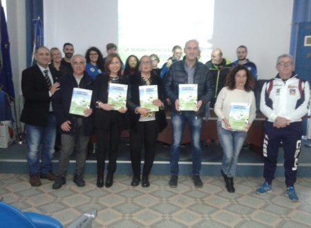"""Tito Acerbo Pescara: foto di gruppo dei protagonisti della """"Carovana dello Sport Integrato"""""""
