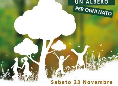 Lettomanoppello: sabato 23 novembre un albero per ogni nato dell'anno nel Parco di Santa Liberata