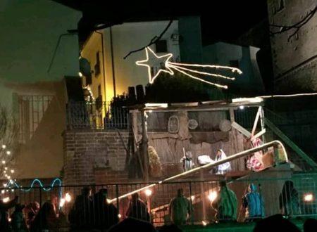 Tocco da Casauria: Presepe Vivente, Mercatino, Presepe in Miniatura durante le festività natalizie