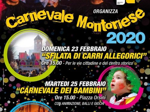 """Il """"Carnevale Morto"""" di Montorio al Vomano (Te)"""