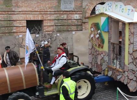 Grande Successo per la 47esima edizione del Carnevale di Scerni
