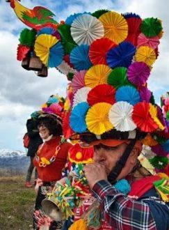 """Schiavi d'Abruzzo festeggia il Carnevale con i """"Mazzaroun"""""""
