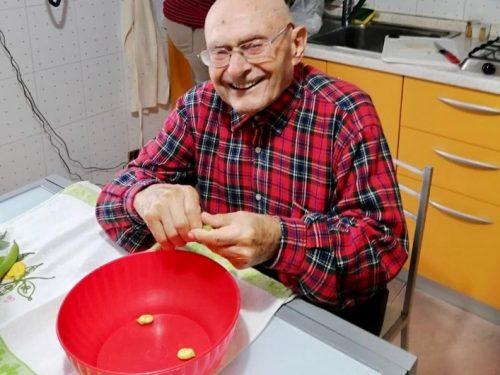 Tanti auguri a Guido Del Grosso, celebre fornaio teatino