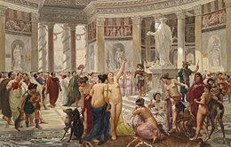 L'antica origine dei Floralia, festa della primavera dei Romani