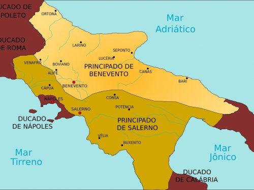 La storia della conquista di Teate da parte dei Franchi. Il sacco dell'801.