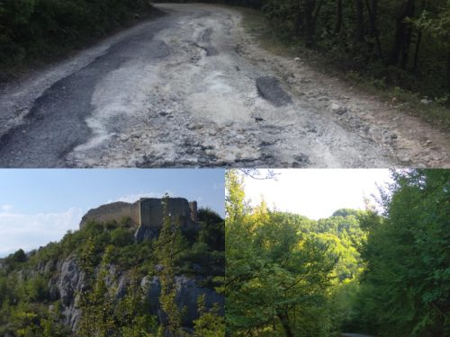 Rimettere in sesto la strada panoramica dalla Piana del Legname di Manoppello alla Badia di San Liberatore a Maiella di Serramonacesca