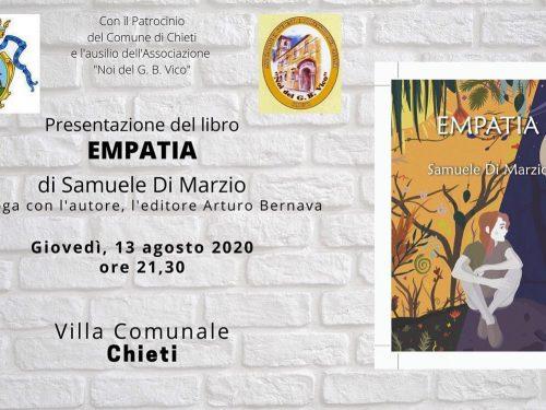"""Intervista a Samuele Di Marzio, autore del libro """"Empatia"""""""