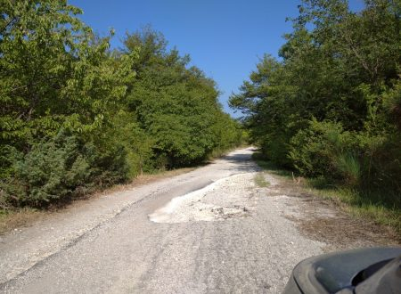 Serramonacesca, il Sindaco annuncia la riqualificazione della strada panoramica segnalata da Abruzzo Tourism
