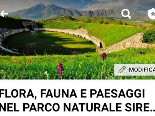 """Abruzzo Tourism collaborerà nella gestione del gruppo Facebook """"Flora, Fauna e Paesaggi nel Parco Naturale Sirente Velino"""""""