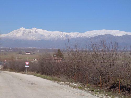 Ode al Monte Velino