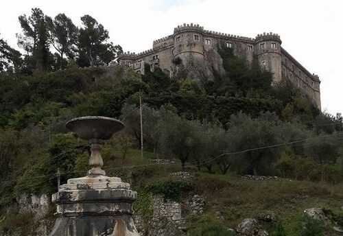 Castello Piccolomini di Balsorano, il più importante set cinematografico d'Abruzzo
