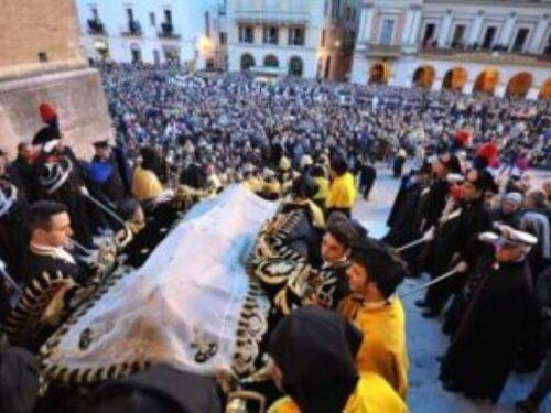 Processione del Venerdì Santo di Chieti, l'antico rito che assicura la protezione alla città